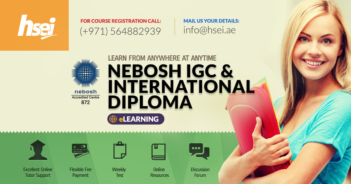 Top ELearning Institute For NEBOSH Courses International