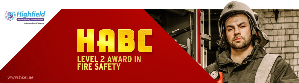 HABC Level 2 Award in Fire Safety